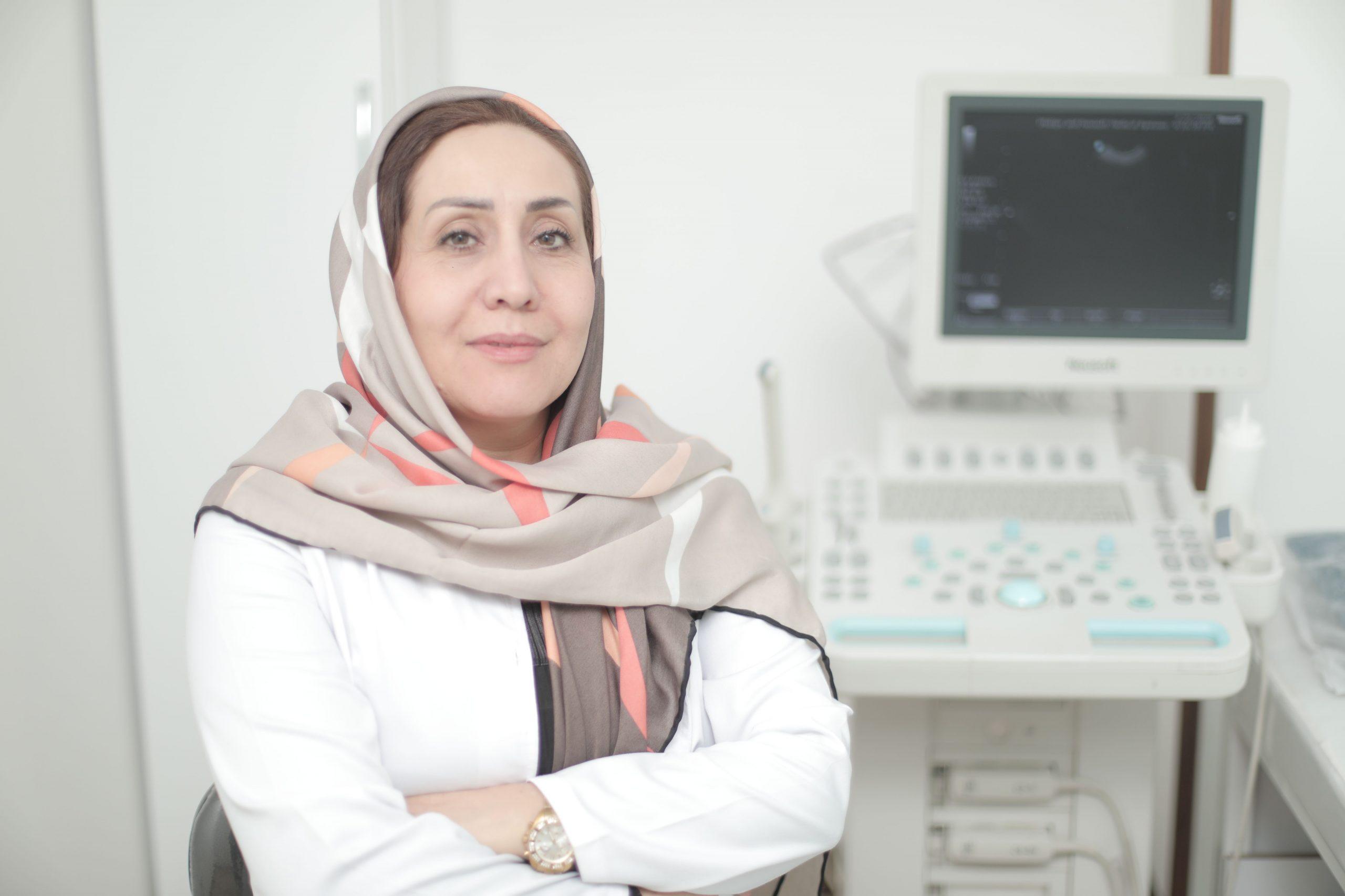 دکتر فیروزی متخصص زنان در کرج